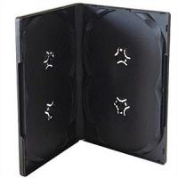 BOX DVD 14MM 4 POSTI 100PZ