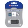 Pen Drive 4GB PinStripe 2.0 49061, Verbatim